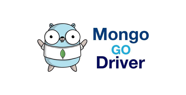 Logo do Golang + MongoDB